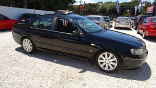 2005 Ford Fairmont Ghia Sedan.