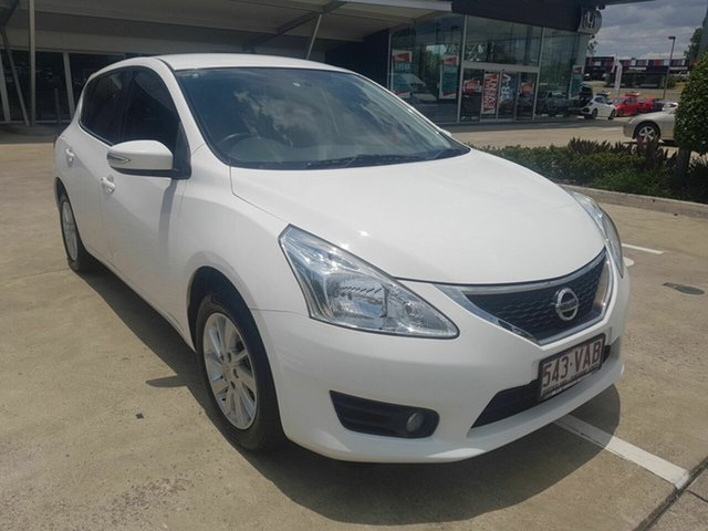 Discounted Used Nissan Pulsar ST-L, Yamanto, 2013 Nissan Pulsar ST-L Hatchback