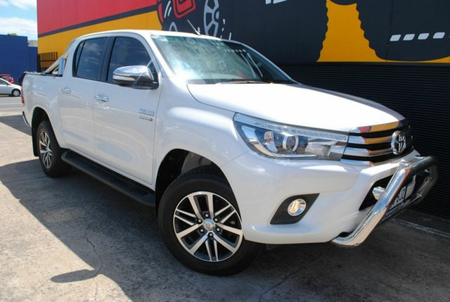 Used Toyota Hilux SR5 Double Cab, Melrose Park, 2016 Toyota Hilux SR5 Double Cab Utility