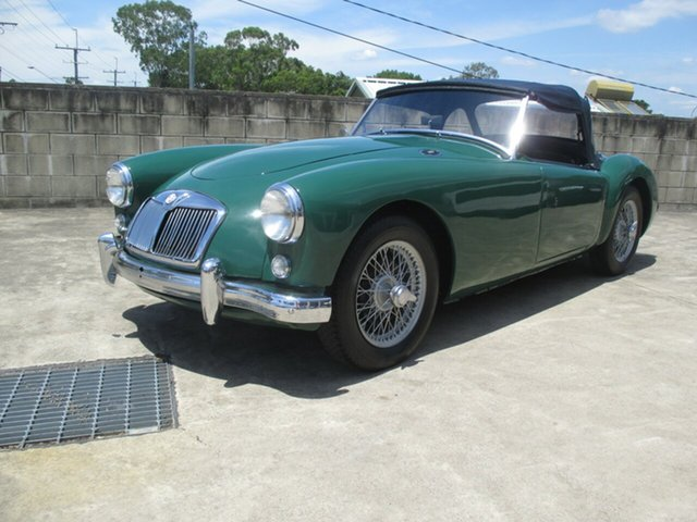Used MG A, Capalaba, 1959 MG A Roadster