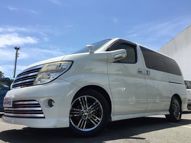 Used Nissan Elgrand Rider S Autech, Kingston, 2007 Nissan Elgrand Rider S Autech Wagon