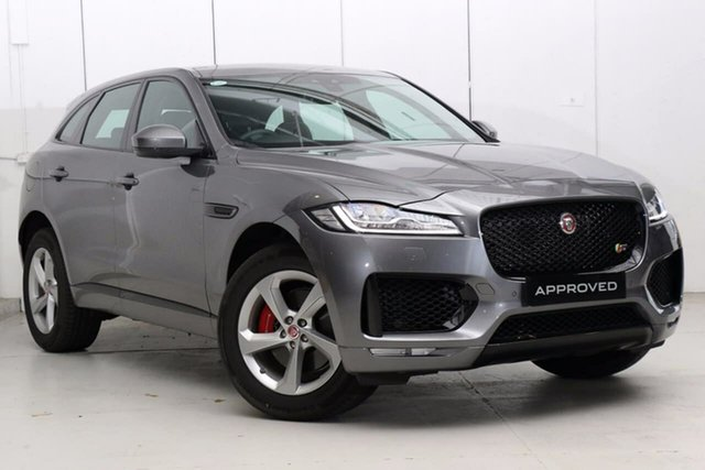 Discounted Used Jaguar F-PACE 30d AWD S, Alexandria, 2016 Jaguar F-PACE 30d AWD S Wagon