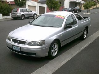 2004 Ford Falcon XL Cab Chassis.