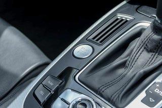2014 Audi A4 S tronic quattro Sedan.