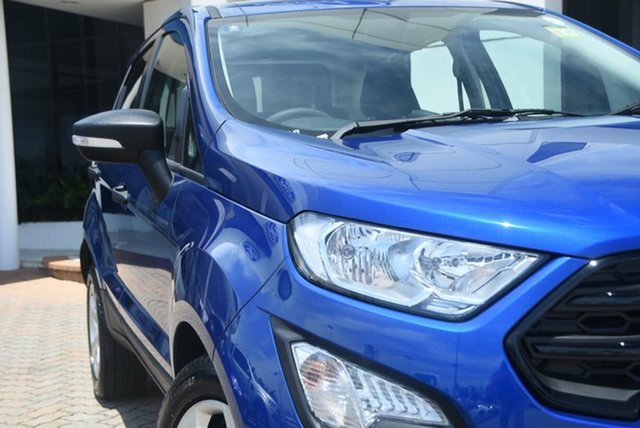 Discounted Demonstrator, Demo, Near New Ford Ecosport Ambiente, Southport, 2017 Ford Ecosport Ambiente SUV
