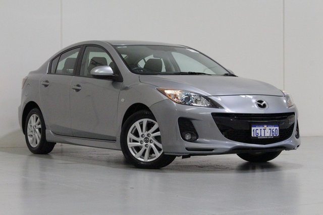 Used Mazda 3 SP20 Skyactiv, Bentley, 2013 Mazda 3 SP20 Skyactiv Sedan