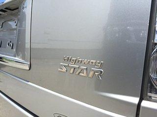 2006 Nissan Elgrand Highway Star Campervan.