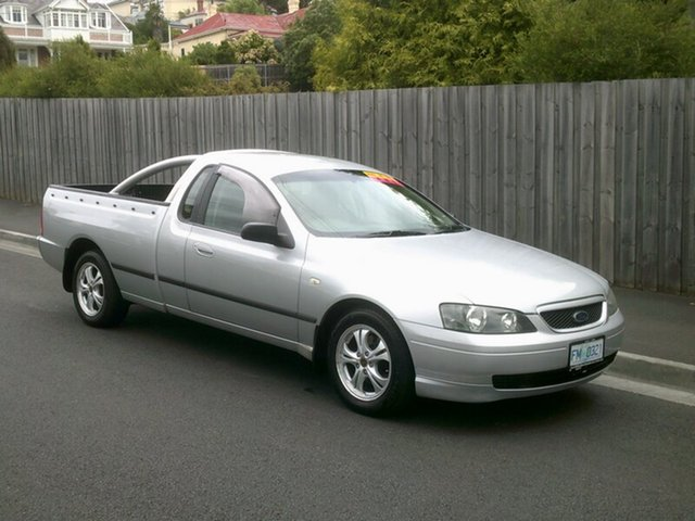 Used Ford Falcon XL, North Hobart, 2004 Ford Falcon XL Cab Chassis