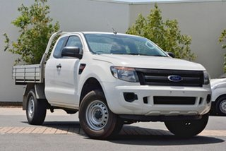 Used Ford Ranger XL Super Cab 4x2 Hi-Rider, Robina, 2015 Ford Ranger XL Super Cab 4x2 Hi-Rider PX Cab Chassis