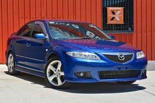 2005 Mazda 6 Luxury Sports Hatchback.