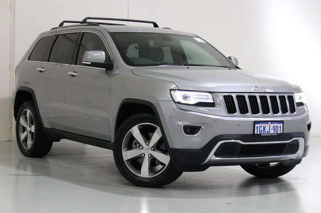 Used Jeep Grand Cherokee Limited (4x4), Bentley, 2015 Jeep Grand Cherokee Limited (4x4) Wagon
