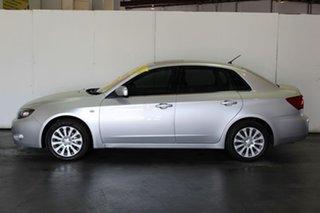2009 Subaru Impreza RX (AWD) Sedan.