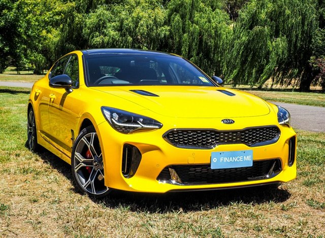 Discounted New Kia Stinger GT Fastback, Cheltenham, 2017 Kia Stinger GT Fastback Sedan