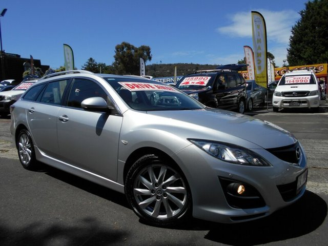 Used Mazda 6 Touring, Upper Ferntree Gully, 2012 Mazda 6 Touring Wagon