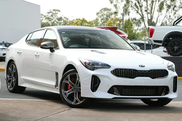 New Kia Stinger GT Fastback, Toowong, 2019 Kia Stinger GT Fastback Sedan