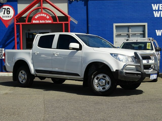 Discounted Used Holden Colorado LS Crew Cab, Welshpool, 2015 Holden Colorado LS Crew Cab Utility