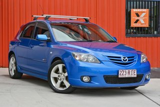 2004 Mazda 3 SP23 Hatchback.