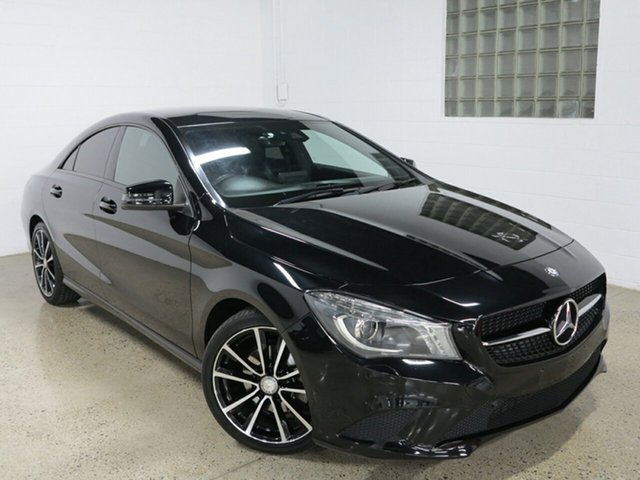 Used Mercedes-Benz CLA200 CDI DCT, Albion, 2015 Mercedes-Benz CLA200 CDI DCT Coupe