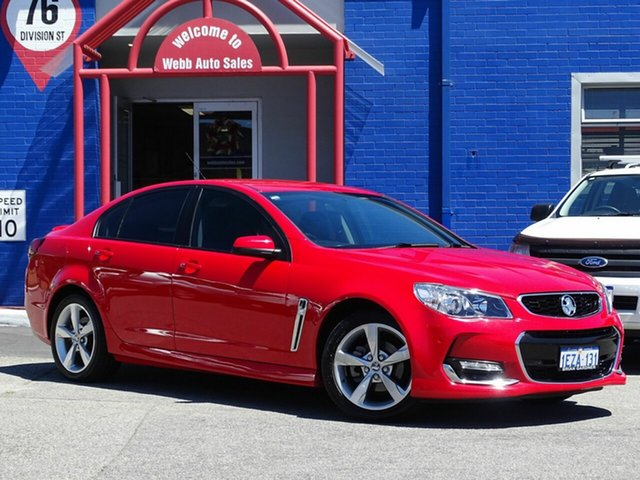 Discounted Used Holden Commodore SV6, Welshpool, 2016 Holden Commodore SV6 Sedan