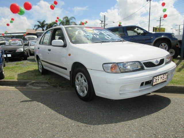 Used Nissan Pulsar Plus LX, Moorooka, 1999 Nissan Pulsar Plus LX N15 S2 Sedan