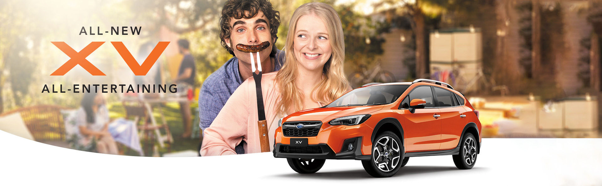 All-New Subaru XV