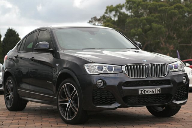 Used BMW X4 xDrive35d Steptronic, Warwick Farm, 2015 BMW X4 xDrive35d Steptronic SUV
