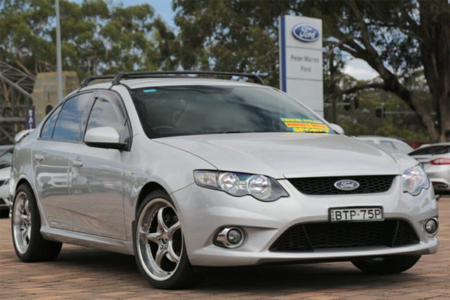 Used Ford Falcon XR6, Warwick Farm, 2010 Ford Falcon XR6 Sedan