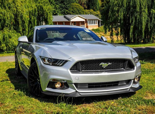 New Ford Mustang GT Fastback SelectShift, Cheltenham, 2017 Ford Mustang GT Fastback SelectShift Fastback