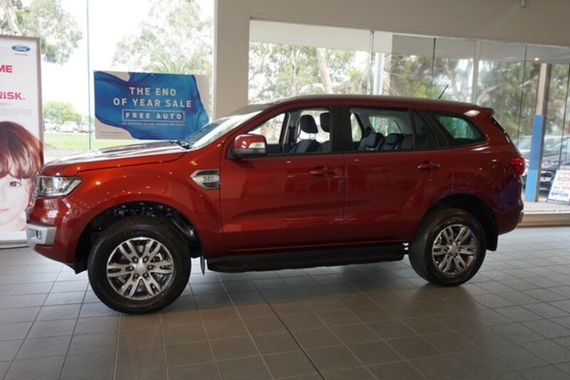 New Ford Everest Trend 4WD, Cheltenham, 2017 Ford Everest Trend 4WD Wagon