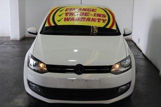 2012 Volkswagen Polo 66 TDI Comfortline Hatchback.