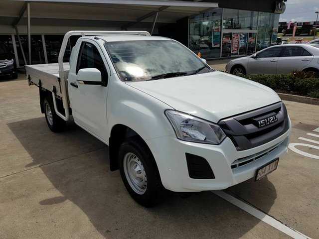 Discounted Used Isuzu D-MAX SX, Yamanto, 2017 Isuzu D-MAX SX Cab Chassis
