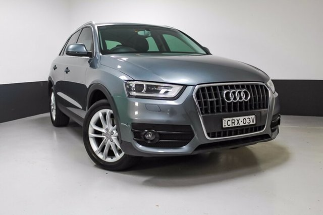 Used Audi Q3 TFSI S tronic quattro, Rutherford, 2014 Audi Q3 TFSI S tronic quattro Wagon