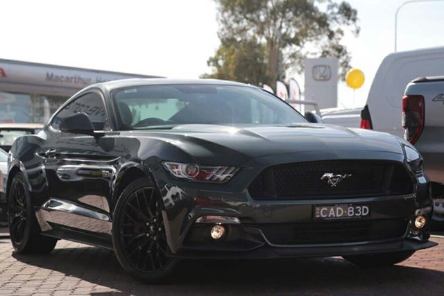 Used Ford Mustang GT Fastback SelectShift, Narellan, 2016 Ford Mustang GT Fastback SelectShift Fastback