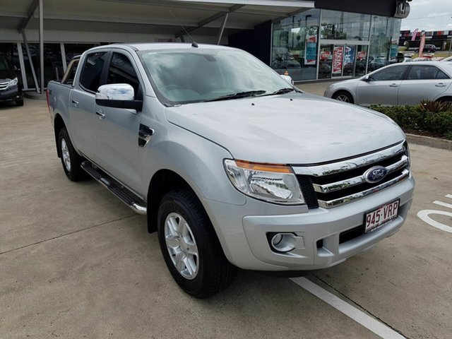 Discounted Used Ford Ranger XLT Double Cab, Yamanto, 2015 Ford Ranger XLT Double Cab Utility