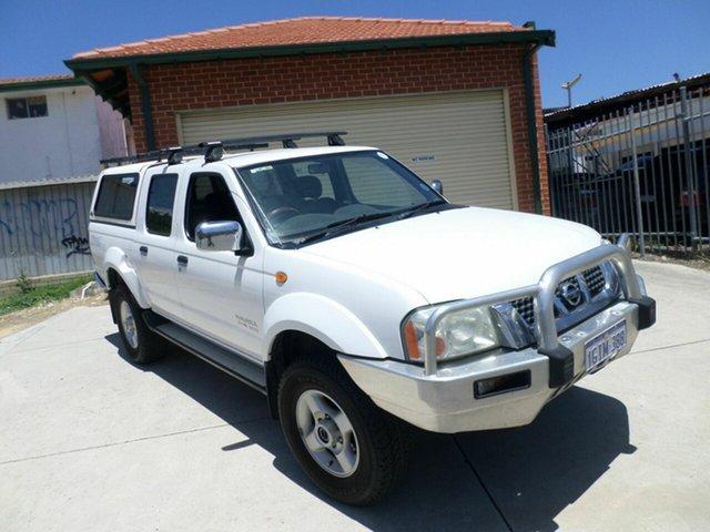 Used Nissan Navara ST-R, Mount Lawley, 2006 Nissan Navara ST-R Utility
