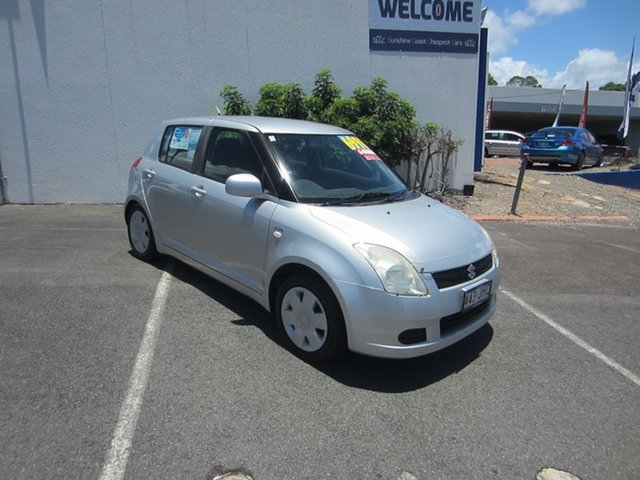 Used Suzuki Swift, Alexandra Headland, 2005 Suzuki Swift Hatchback