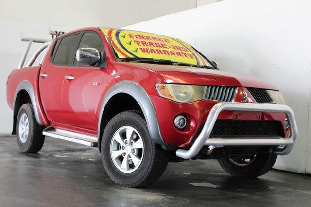 Used Mitsubishi Triton GLX-R (4x4), Underwood, 2007 Mitsubishi Triton GLX-R (4x4) Double Cab Utility