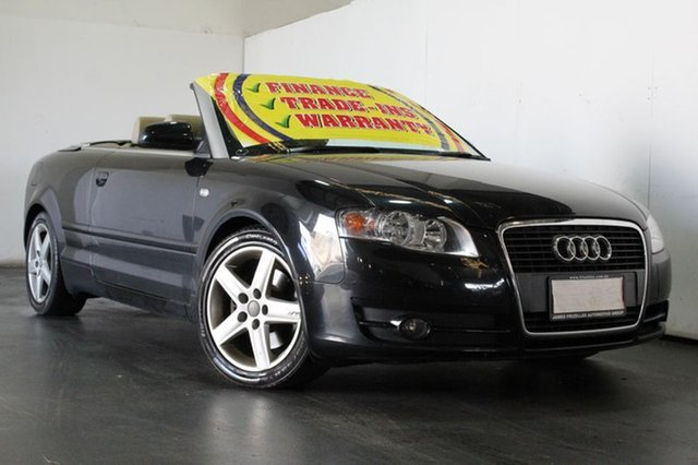 Used Audi A4 Cabriolet, Underwood, 2006 Audi A4 Cabriolet Cabriolet
