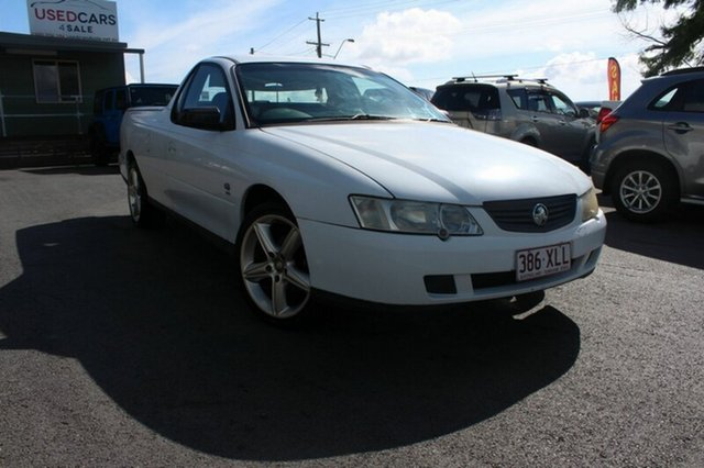 Used Holden Commodore Ute, Tingalpa, 2003 Holden Commodore Ute Utility