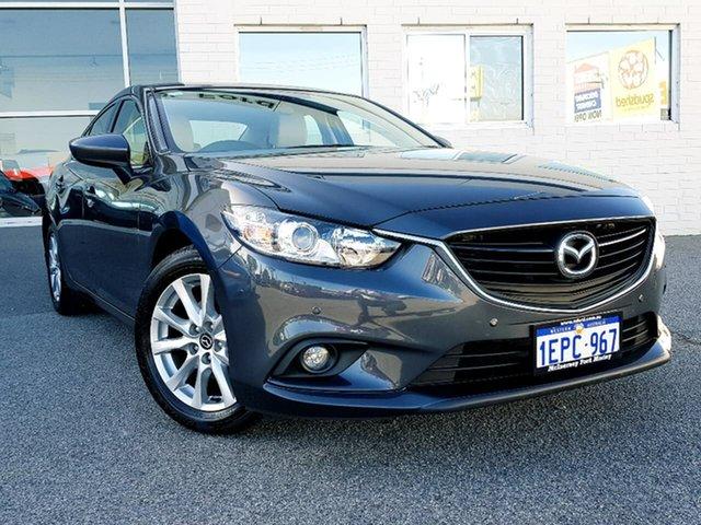 Used Mazda 6 Touring SKYACTIV-Drive, Morley, 2014 Mazda 6 Touring SKYACTIV-Drive Sedan