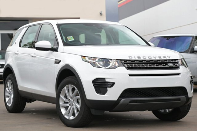 New Land Rover Discovery Sport TD4 110kW SE, Narellan, 2017 Land Rover Discovery Sport TD4 110kW SE SUV