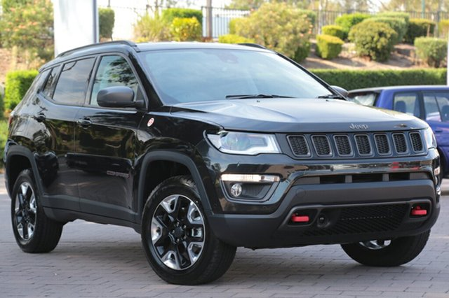Discounted New Jeep Compass Trailhawk, Southport, 2017 Jeep Compass Trailhawk SUV