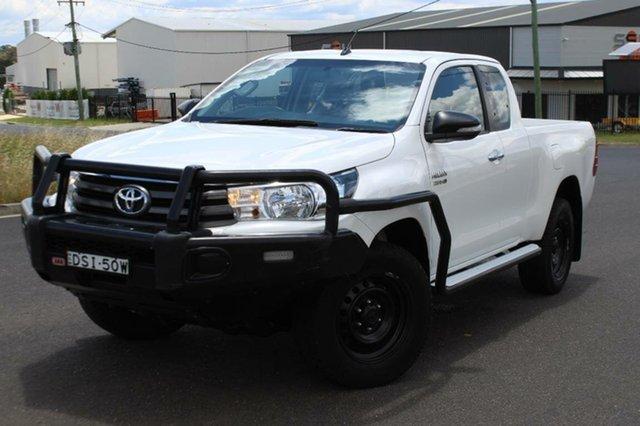 Used Toyota Hilux SR (4x4), Bathurst, 2016 Toyota Hilux SR (4x4) X Cab Utility