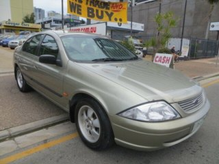 2001 Ford Falcon Forte Sedan.