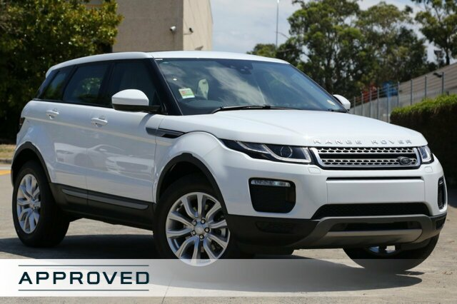 Discounted Land Rover Evoque TD4 (132KW) SE, Concord, 2017 Land Rover Evoque TD4 (132KW) SE Wagon