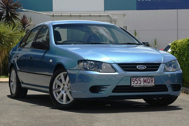 Used Ford Falcon XT, Toowong, 2006 Ford Falcon XT Sedan