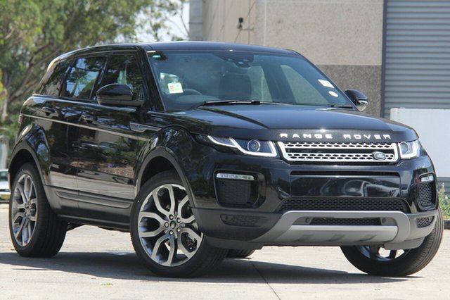 Discounted Land Rover Evoque TD4 (110KW) SE, Concord, 2017 Land Rover Evoque TD4 (110KW) SE Wagon