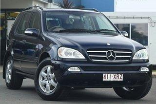 2004 Mercedes-Benz ML500 Luxury Wagon.