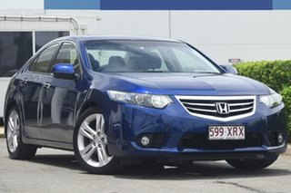 2012 Honda Accord Euro Luxury Sedan.
