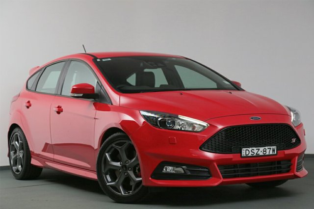 Used Ford Focus ST, Narellan, 2017 Ford Focus ST Hatchback